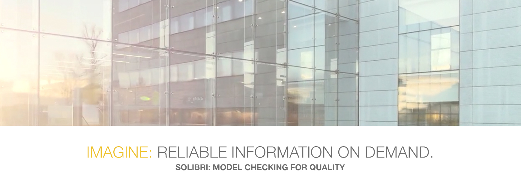 Solibri: Model Checking for Quality